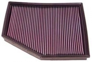 KN Filters BMW 650i Coupe 4.8 SRF