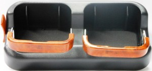 NIKEN DASHBOARD DRINK HOLDER (HOLDS 2 GLASES)