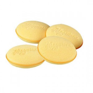 Meguiar's Gold Class Applicator Pad(Pack Of 4)