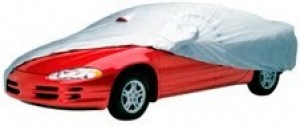 Silvertech Car Body Cover Suitable For Renault Scala