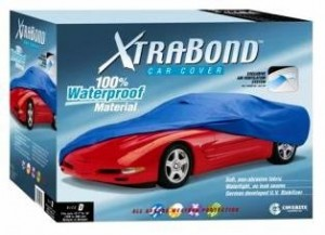 COVERITE- Xtrabond 100% Waterproof Car Cover For TOYOTA - PRIUS (Size-C Upto 180inch)